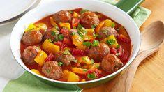Hackbällchen+in+Chili-Sauce+Rezept+»+Knorr