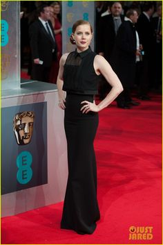 Amy Adams - BAFTAs 2014 Red Carpet | 2014 BAFTAs, Amy Adams Photos | Just Jared