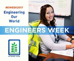 Celebrate #EngineersWeek  Kim Luker is a Project Manager at our Wylie Water Treatment Plant where she is instrumental in the application of design in the field  taking facilities from paper to real life. She has a BS in Environmental Engineering from the University of California Riverside and Civil Engineering licenses in both California and Texas. Kim worked as a consultant in California for 10 years before moving to Texas a year ago to be close to family. As a child my parents pushed me to…