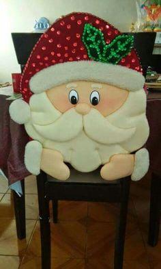 Com – SkillOfKing. Felt Christmas Ornaments, Christmas Stockings, Christmas Wreaths, Christmas Crafts, Christmas Makes, Christmas And New Year, Xmas, Christmas Time, Christmas Centerpieces