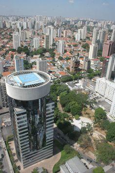 https://flic.kr/p/6dBcJc | São Paulo Skyline
