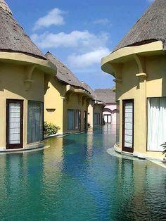 Amazing Pool Resorts - Step outside and take a dip, Bali, Indonesia. Ahhhhh