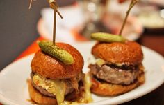 Sliders @ The Smith Bar & Restaurant | 1900 Broadway (at 63rd St) New York, NY | You Must Love Food