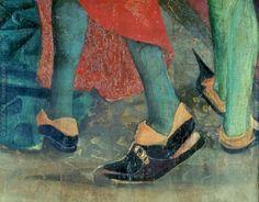 detail from unknown artist, St. Valentine healing the blind on an altarpiece at Villnöß, c. 1495-1505.  https://garbrelatedchaos.files.wordpress.com/2014/07/detail-from-st-valentine-healing-the-blind-on-an-altarpiece-at-villnc3b6c39f-c-1495-1505.jpg?w=300&h=234