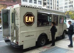 Morris Food Truck ~ NYC ~ Best Grilled Cheese & Artisan Crafted Soda {lavender infused ginger ale * yes please}...