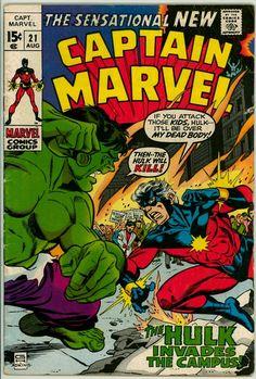 Captain Marvel 21 (G 2.0)