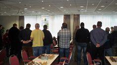 Zuschauer beim Schachturnier RAMADA-Cup 2014 in Brühl (c) Thilo Götze