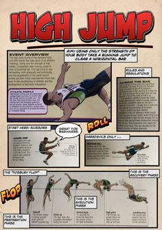 Comic Life Athletics Resource Cards used to either encourage independent learning or to aid your teaching. A great visual aid to support learning. Card Workout, Track Workout, Health Education, Physical Education, Education Posters, Pe Activities, Pe Class, Track Meet, Sports Day