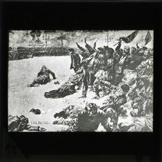 'Bloody Sunday' massacre, St Petersburg, 1905.