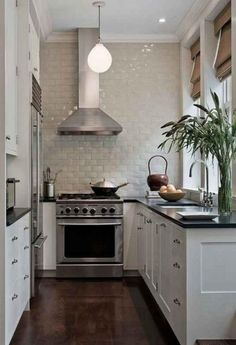 80+ Awesome Small Modern Kitchen Design Ideas