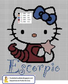 Horóscopo Escorpio De Hello Kitty