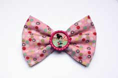 Vanellope Wreck it Ralph Disney Hair Bow @Gabrielle Sesher for Stanzie