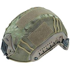 Amazon.com: onetigris Binokular mich 2000 Style Ach Tactical Helmet mit NVG Halterung und Seite Schiene: Sports & Outdoors Tactical Helmet, Airsoft Helmet, Taktischer Helm, Amazon Fulfillment, Helmet Covers, Assault Pack, Black Helmet, Amazon Image, Amazon Fba