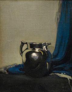 Sir William Nicholson, The lustre Jug,1910