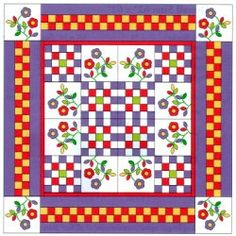 easy quilt borders
