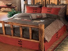 Rustic Paint Color Combinations | 18 Photos of the Cozy Cabin Color Schemes