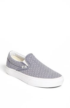 Polka dot Vans. These are everything.