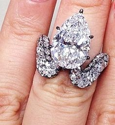 JAR ring 5.08ct D/FL pear shaped diamond ring Christies Hong Kong May 27 2014 auction via connieluk_christies
