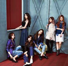 Name: T-ara Debut: 2009 Members: Boram, Jihyun, Injung, Eunjung, Sunyoung, Jiyeon Former Member(s): Jiae, Jiwon, Hwayoung, Ahreum