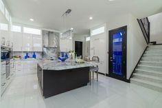 Elmwood Cabinetry: White Diamond Gloss