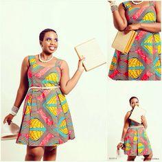 Holding on to summer! // Wachena Afrika // African print fashion // Ankara // email wachena0@gmail.com