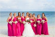 Cancun, Mexico Destination Wedding by Laura Goldenberger Photography // see more on lemagnifiqueblog.com