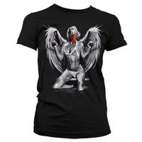 Guns & wings lady Monroe t-shirt.