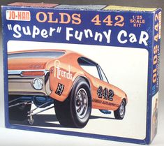 Model Cars Kits, Kit Cars, Car Kits, Vintage Models, Old Models, Monogram Models, Gm Car, Plastic Model Cars, Car Humor