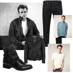 1950's men fashion - Google Search Homecoming week idea