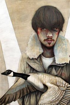"Saatchi Art Artist Michael Shapcott; Painting, ""Going West"" #art"