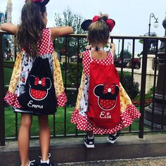 Mickey Mouse Cinch Bag or Minnie Mouse Disney Inspired Drawstring Backpack Personalized Custom Minnie Mouse Backpack, Mickey Mouse, Backpack Bags, Drawstring Backpack, Personalized Backpack, Cinch Bag, Custom Design Shirts, Disney World Trip, Disney Inspired