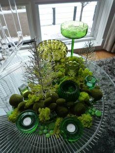 Green Green Green Green by Gub Gub