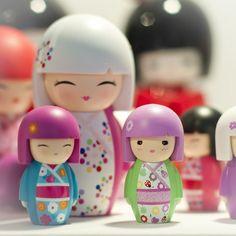 Inspiración oriental: Kimi Dolls