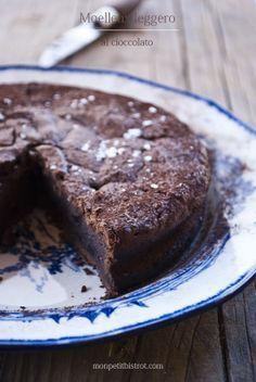 Moelleux leggero al cioccolato fondente