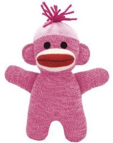 super cute - this may be the only cute sock monkey I have seen!