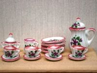 Lovely Dolls House Tea Set from The Wonham Collection. DA153.