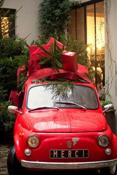 Christmas at Merci, Paris, ~lost in cheeseland