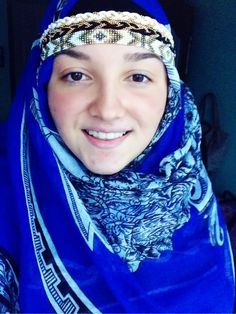 headband with hijab