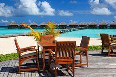 """The perfect Bahamian breakfast spot... #CruiseNorwegian"""