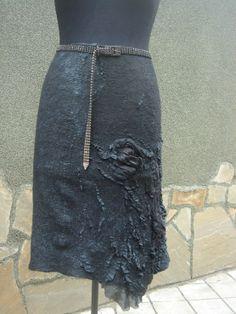 Elegant skirt by Tatiana Mayurova