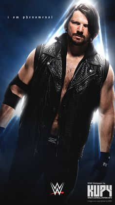 AJ Styles WWE 2016   AJ Styles WWE wallpaper