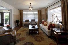 traditional living room by Lana Lounsbury Interiors