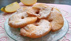 Frittelle di mele senza glutine