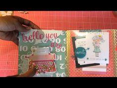 Snail Mail Flip Book! ** Sara NO PEEKING!** Pen Pal Letter 2016 - videozi.website