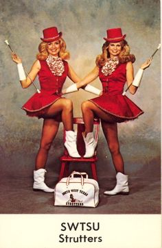 Southwest Texas State University Strutters
