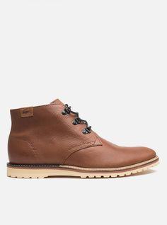 Ботинки Lacoste Sherbrooke Outdoor Hi SRM Dark Tan
