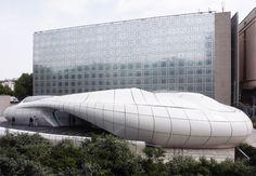 Mobile Art Pavilion 02 de Zaha Hadid