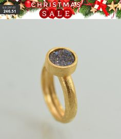 druzy ring, free shipping, Gold ring, gemstone, Gift, Unique ring, Birthday gift, druzy, coating, women ring, inlay,  wow, size, gift, RG21
