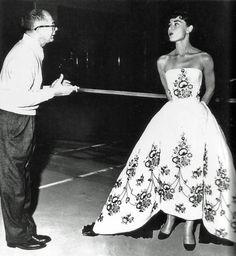 Audrey Hepburn, Sabrina set 1954 - Google Search