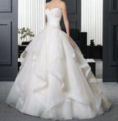 Bruidsjurk 1162 | My love for Dresses, Hoogeveen | Online bestellen